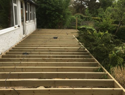 Composite Decking Purley